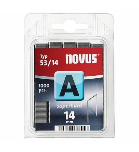 Agrafes NOVUS Type 53