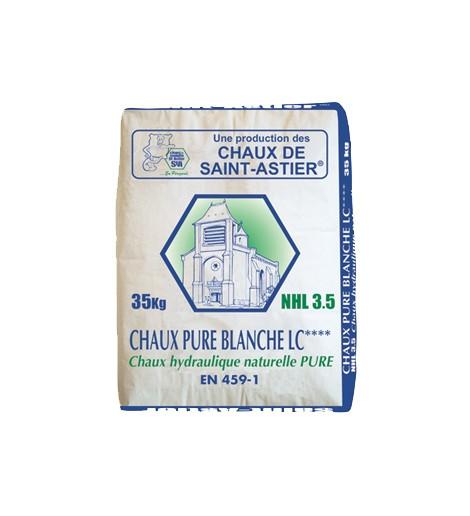 CHAUX BLANCHE LC**** NHL3.5 SAC 35 kg