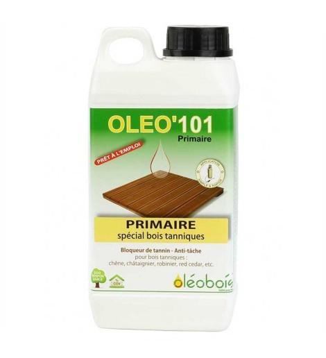Oléo 101 - Primaire spéciale bois tanniques