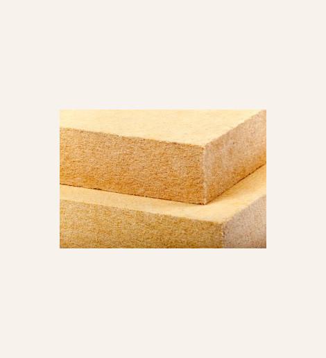 Panneau fibre de bois rigide FIBERWOOD MULTISOL 110 kg/m³