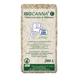 CHANVRE ISOCANNA SAC 200 L (5 à 25mm, lbda 0.05, 105kg/m3)