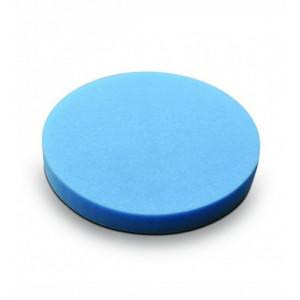 Disque mousse polissage bleu medium 150x20mm