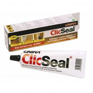 Mastic étancheité sol CLIC SEAL 125 ml. 1 tube / 8m2