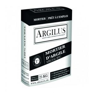 Mortier BTC 'Argilus':(1.5 sacs/m² BTC)